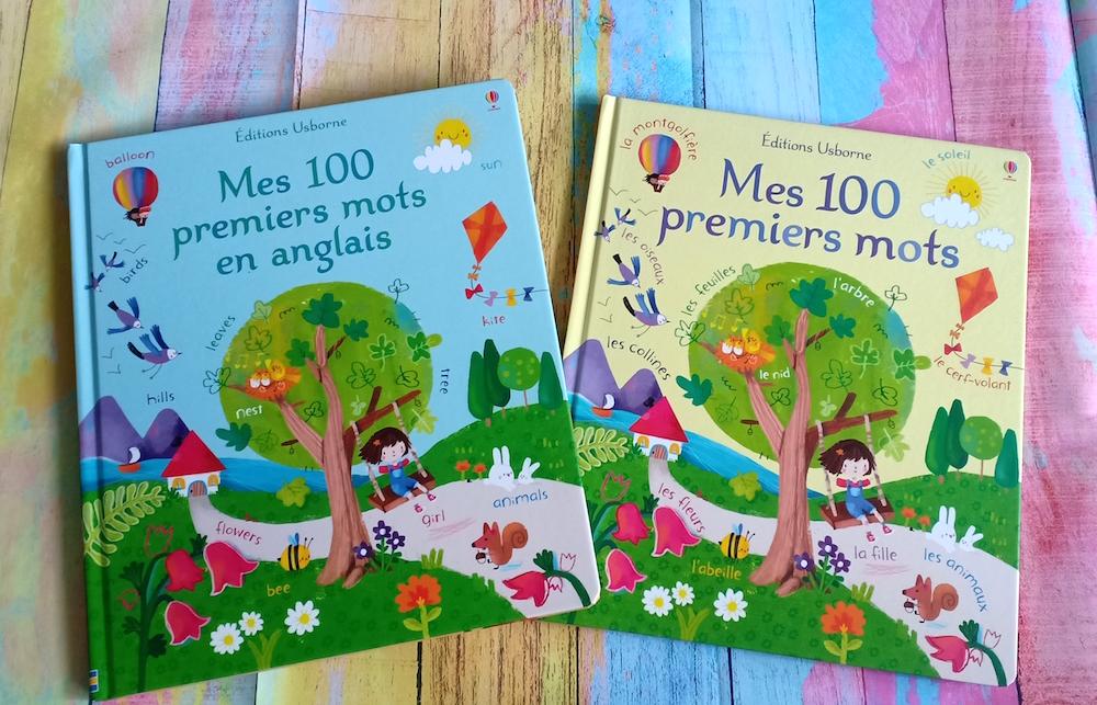 Mes 100 Premiers Mots En Anglais Liyah Fr Livre Enfant