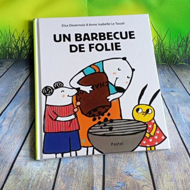 Un Barbecue De Folie