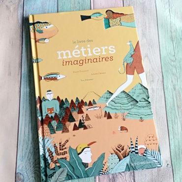 Le Livre Des Métiers Imaginaires