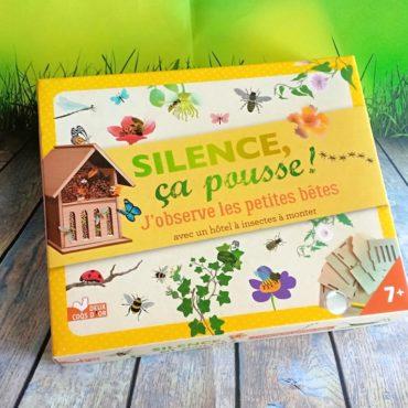 Silence, Ca Pousse : J'Observe Les Petites Bêtes