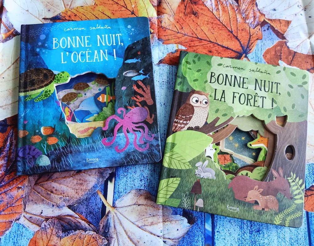 Bonne Nuit La Foret L Ocean Liyah Fr Livre Enfant Manga Shojo Bd Livre Pour Ado Livre Jeunesse Jeux Enfants