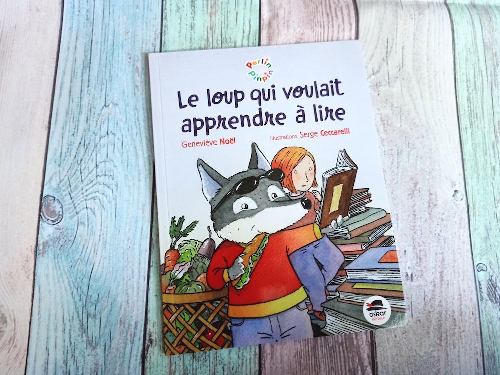 Le Loup Qui Voulait Apprendre A Lire Liyah Fr Livre