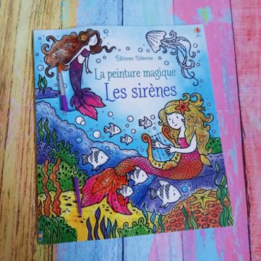 La Peinture Magique : Les Sirènes
