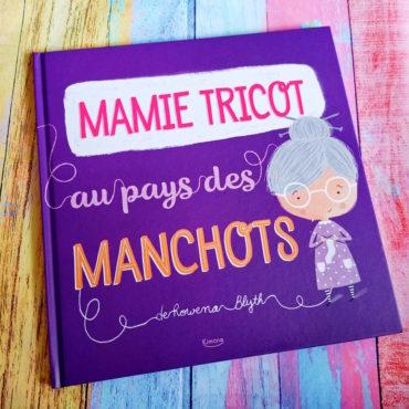Mamie Tricot Au Pays Des Manchots