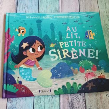 Au Lit, Petite Sirène !