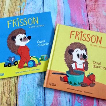 Frisson Le Petit Hérisson