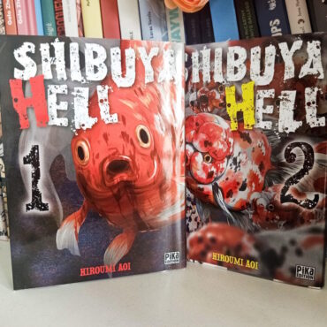 Shibuya Hell T.1 et 2