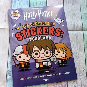 Harry Potter : Mes Créations En Stickers Poudlard