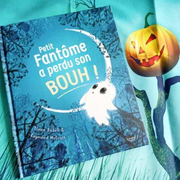Petit Fantôme A Perdu Son Bouh !
