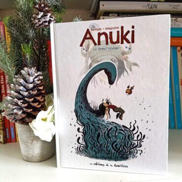 Anuki : Le Grand Voyage