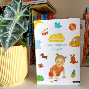 Tout Petit Montessori : Mon Premier Imagier