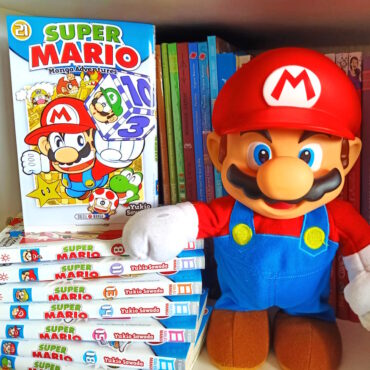 Super Mario Manga Adventures T.21